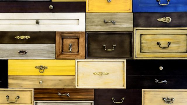 カラーボックスにピッタリな収納ボックス