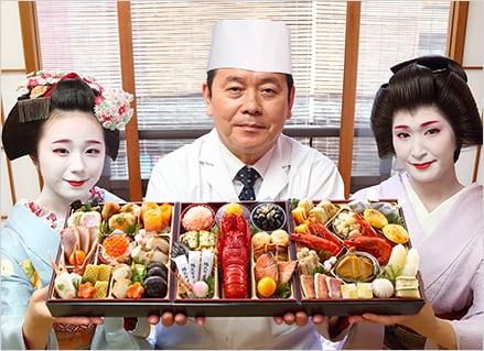 京都祇園「岩本」がおすすめする匠
